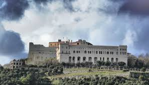 Panoramica su Certosa di San Martino
