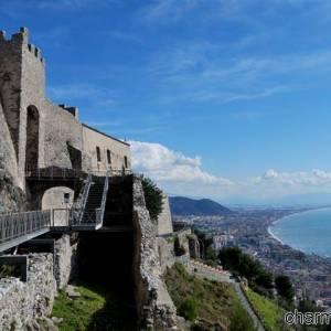 Salerno, il castello di Arechi