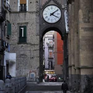 Sant'Eligio, il campanile dell'orologio