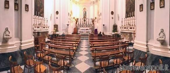 Chiesa di San Raffaele a Materdei