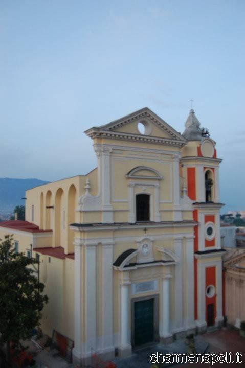 Boscotrecase, la parrocchia di Sant'Anna