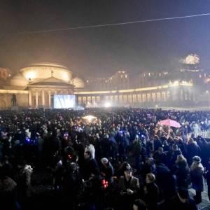 Capodanno a piazza Plebiscito
