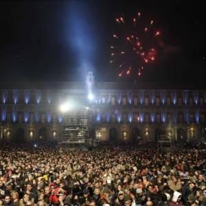 Festa di fine anno a Napoli