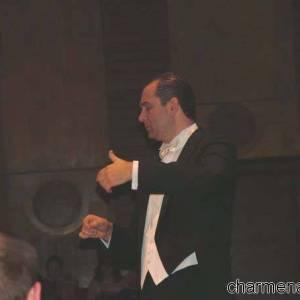Il maestro Giuseppe Carannante