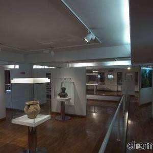 Boscoreale, le sale del Museo Antiquarium