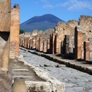 L'area archeologica di Pompei