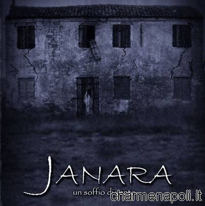Janara, l'horror movie girato a San Lupo e Guardia Sanframondi