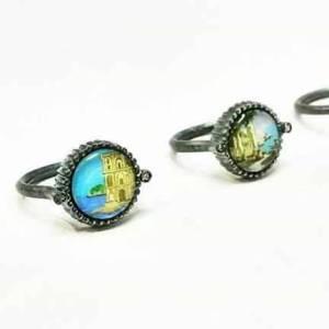 gustavo renna -Souvenir anelli