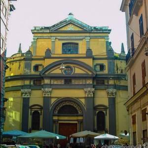 Chiesa San Pietro ad Aram Napoli