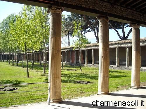 Palestra Grande di Pompei