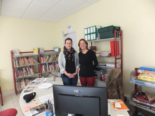 Changement de personnel à la bibliothèque