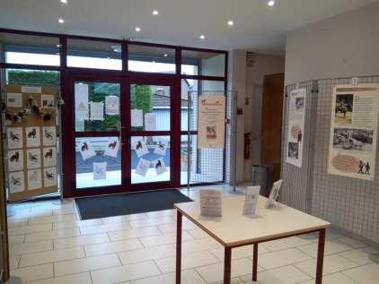 """Exposition itinérante """"Héros oubliés"""" -Mairie-Charmes-Aisne-08"""