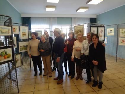 exposition d'aquarelles-Mairie Charmes Aisne-03