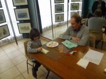 exposition d'aquarelles-Mairie Charmes Aisne-13