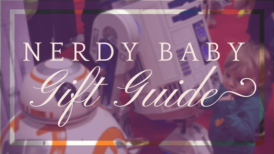 Nerdy Baby Gift Guide: Classic Lit Edition