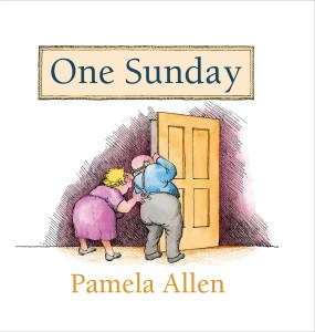 children's fiction picture books Pamela Allen