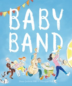 Baby Band cover