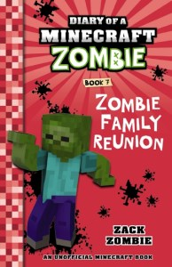 Minecraft Zombie 7 book cover
