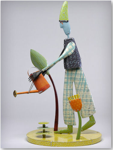 The Gardener - © abbottandellwood