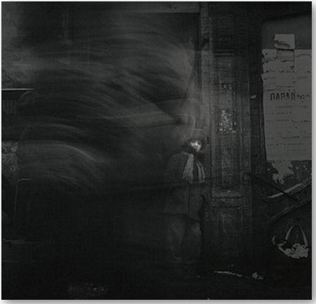 aus der Serie City of Shadow - © Alexey Titarenko