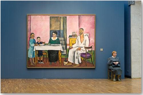 Konchalovsky?s Family Portrait, State Tretyakov Gallery - © Andy Freeberg