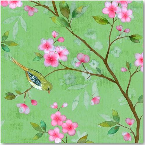 Kyoto Blossom (detail) - © Chris Chun