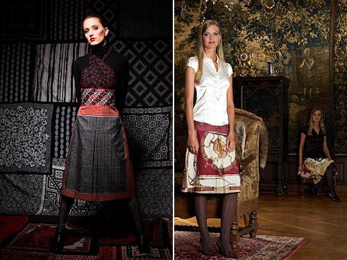 Kleider und Röcke - © Friederike von Müller