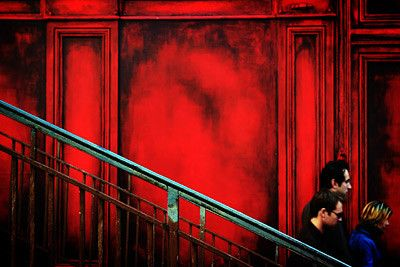 Huis-clos - © Gwenaël Bollinger
