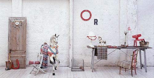Foto aus der Serie Stoffe - © Janne Peters