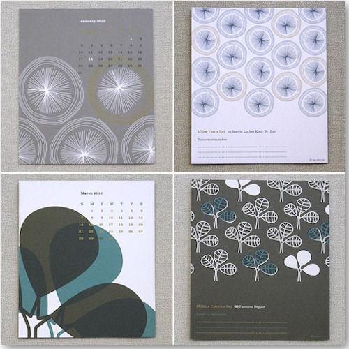 Kalender 2010 - © Egg Press