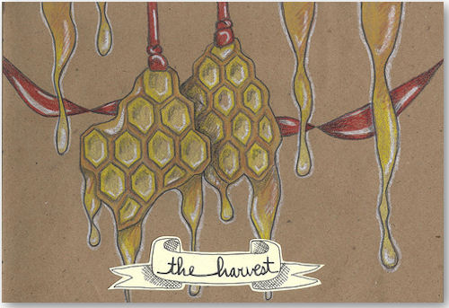 Bzzzz and Honey - © Marie-Josée aka endofmarch
