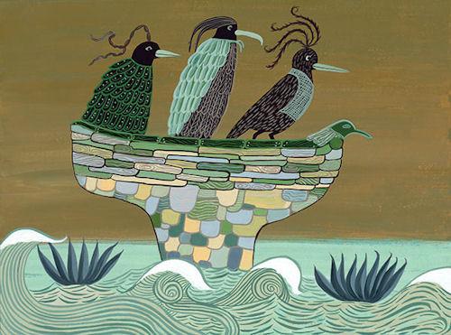 threebirds - © Sarajo Frieden