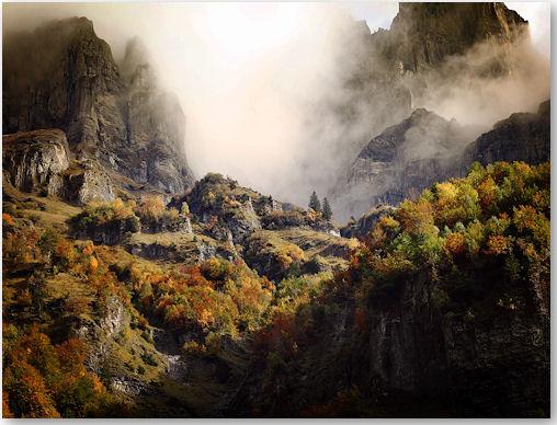 Crystal Mountain - © Alexandre Deschaumes