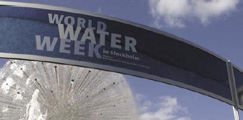 Weltwasserwoche 2007