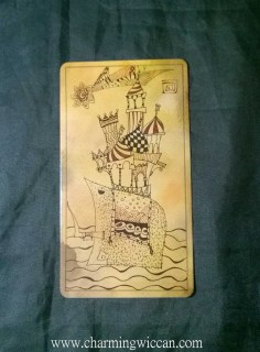 the lost code of tarot