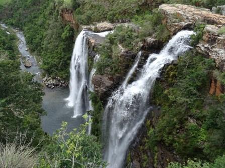 Panorama Route - Lisbonn Falls