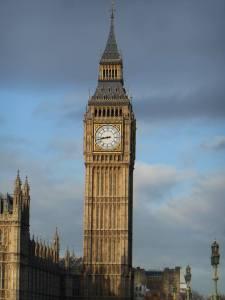 city trip london - big ben