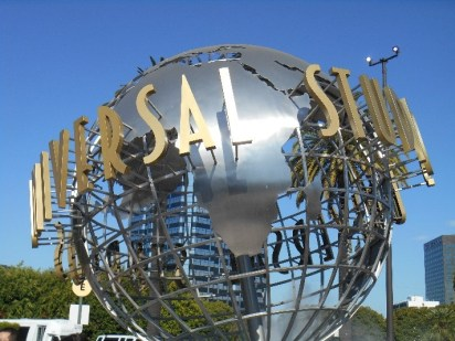Highlights of Los Angeles - universal studios