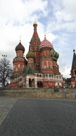 Citytrips in Europe - Kremlin Russia