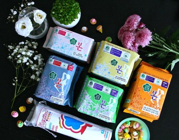 Virtuoso Organic Organic Bon Pad Tampon