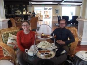The high tea and us