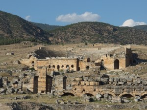 Ancient theater of Hierapolis