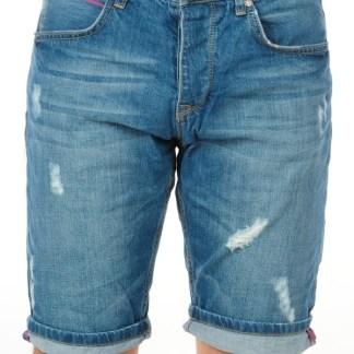 Amica trendy heren korte spijkerbroek