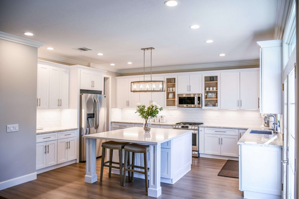 should install led recessed lights