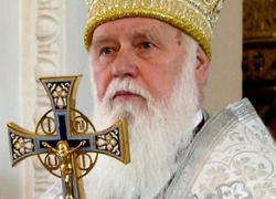 Патриарх Филарет: Священный долг каждого - защищать свой дом
