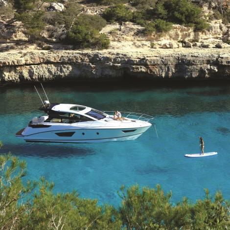 Charter de iate em Ibiza