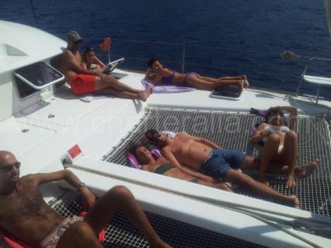 Alugue um dos nossos barcos em Ibiza e deixe o seu stress para tras em terra