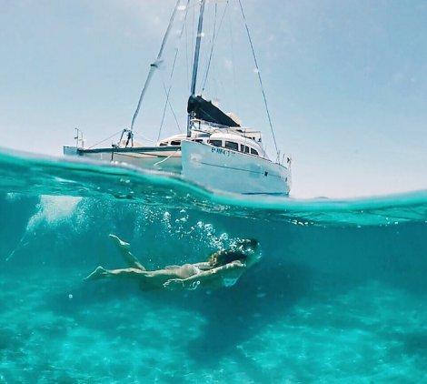 Catamara alguer Ibiza