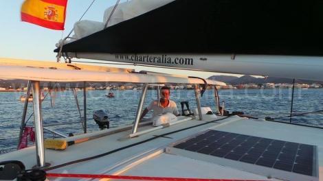 alugar um barco em Ibiza and Formentera CharterAlia