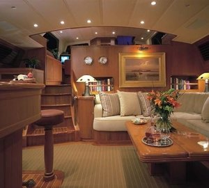 AVALON Yacht Charter Details Southern Pacific